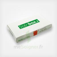 Stéribox Kit prévention et hygiène pour les toxicomanes avec seringues 100UI/ml à BARCARÈS (LE)