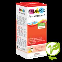 Pédiakid Fer + Vitamines B Sirop Banane 125ml à BARCARÈS (LE)