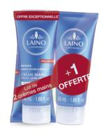 Laino Hydratation au Naturel Crème mains Cire d'Abeille 3*50ml à BARCARÈS (LE)