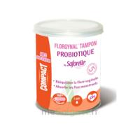 Florgynal Probiotique Tampon périodique avec applicateur Mini B/9 à BARCARÈS (LE)