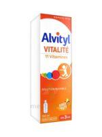 Alvityl Vitalité Solution buvable Multivitaminée 150ml à BARCARÈS (LE)