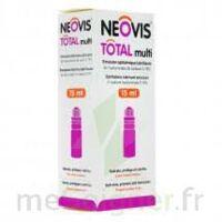 NEOVIS TOTAL MULTI S ophtalmique lubrifiante pour instillation oculaire Fl/15ml à BARCARÈS (LE)
