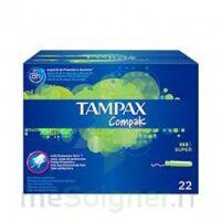 Tampax Compak - Tampon Super