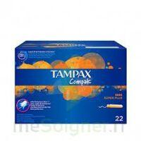 Tampax Compak - Tampon Super Plus à BARCARÈS (LE)