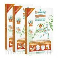 Puressentiel Articulations Et Muscles Patch Chauffant 14 Huiles Essentielles Lot De 3 à BARCARÈS (LE)