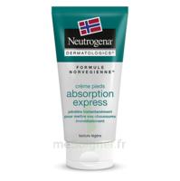 Neutrogena Crème pieds absorption express 100ml à BARCARÈS (LE)