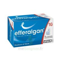 EFFERALGANMED 1 g Cpr eff T/8 à BARCARÈS (LE)