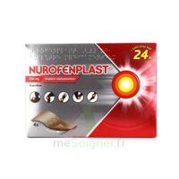 Nurofenplast 200 Mg Emplâtre Médic 4sach à BARCARÈS (LE)