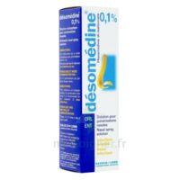 DESOMEDINE 0,1 % S pulv nas en flacon Spray/10ml à BARCARÈS (LE)