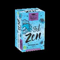 Romon Nature Infusion Zest Zen Bio 16 sachets à BARCARÈS (LE)