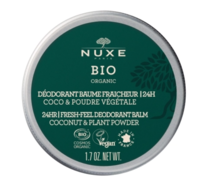 Nuxe Bio Déodorant Baume Fraîcheur 24h Toutes Peaux Pot/50g à BARCARÈS (LE)