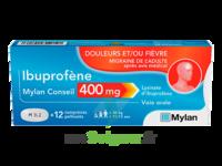 Ibuprofene Mylan Conseil 400mg, Comprimés Pelliculés à BARCARÈS (LE)