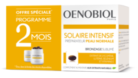 Oenobiol Solaire Intensif Caps Peau Normale 2*pot/30 à BARCARÈS (LE)