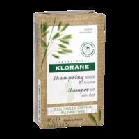 Klorane Capillaire Shampooing Solide Avoine B/80g à BARCARÈS (LE)