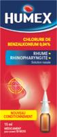Humex Fournier 0,04 Pour Cent, Solution Pour Pulvérisation Nasale à BARCARÈS (LE)
