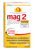 Mag 2 Cramp Comprimés B/30 à BARCARÈS (LE)