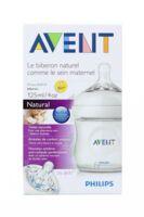 Avent Natural Biberon 125 ml 0 Mois et + à BARCARÈS (LE)
