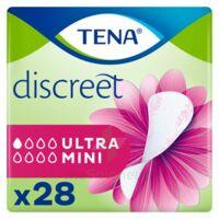 Tena Discreet Protection Urinaire Ultra Mini Sachet/28 à BARCARÈS (LE)