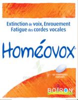 Boiron Homéovox Comprimés à BARCARÈS (LE)