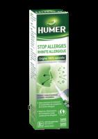 Humer Stop Allergies Spray Nasal Rhinite Allergique 20ml à BARCARÈS (LE)