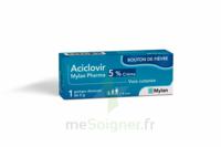 Aciclovir Mylan Pharma 5%, Crème à BARCARÈS (LE)