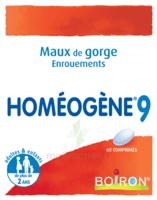 Boiron Homéogène 9 Comprimés à BARCARÈS (LE)