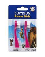 Elgydium Recharge Pour Brosse à Dents électrique Age De Glace Power Kids à BARCARÈS (LE)