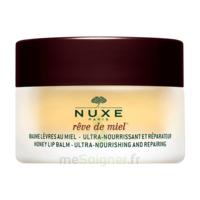 Nuxe Baume Lèvres Ultra-nourrissant Rêve De Miel®15g à BARCARÈS (LE)