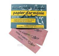 Papier D'armenie Feuille à BARCARÈS (LE)