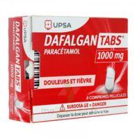 Dafalgantabs 1 G Cpr Pell Plq/8 à BARCARÈS (LE)