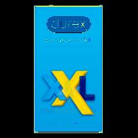 Durex Comfort Xxl Préservatif Lubrifié B/10 à BARCARÈS (LE)