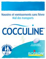 Boiron Cocculine Comprimés Orodispersibles B/40 à BARCARÈS (LE)
