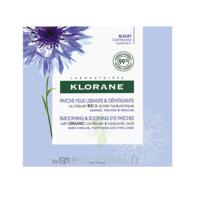Klorane Bleuet Bio Patchs Défatigants Express 2 Patchs à BARCARÈS (LE)